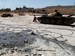 ليبيا: حكومة الوفاق تعلن إحباط هجوم كبير لقوات حفتر جنوب طرابلس