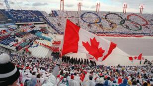 Calgary avait accueilli les Jeux olympiques d'hiver en 1988.
