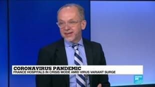 2021-02-17 11:11 Coronavirus pandemic: French hospitals in crisis mode amid variant surge