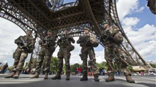 """L'Élysée a annoncé mercredi 7 juin la création d'un """"centre national du contre-terrorisme""""."""
