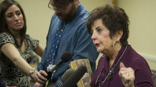 Rosette Goldstein, survivante de l'Holocauste