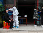 الصين تعلن تسجيل 39 حالة إصابة جديدة بفيروس كورونا في الـ٢٤ ساعة الأخيرة رغم جهود الاحتواء