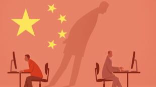 Les Pékinois pourront gagner jusqu'à 72 000 dollars en dénonçant des espions étrangers.