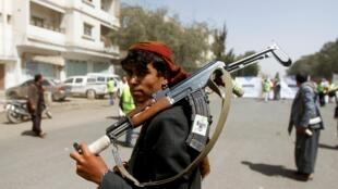 yemen houthi sanaa reuters