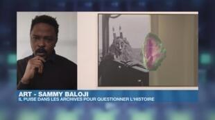 Sammy Baloji, invité d'Afrique Hebdo