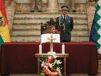 En Bolivie, un gouvernement de combat anti-Morales
