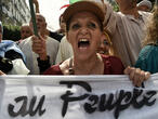 Thousands of Algeria protesters defy army chief's clampdown