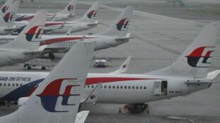 Le vol MH370, qui devait effectuer la liaison entre la Malaisie et la Chine, avait décolé de l'aéroport de Kuala Lumpur le 8 mars 2014.