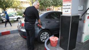 إيران - محطات وقود