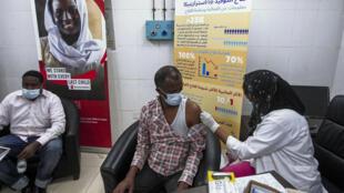 Soudan vaccin