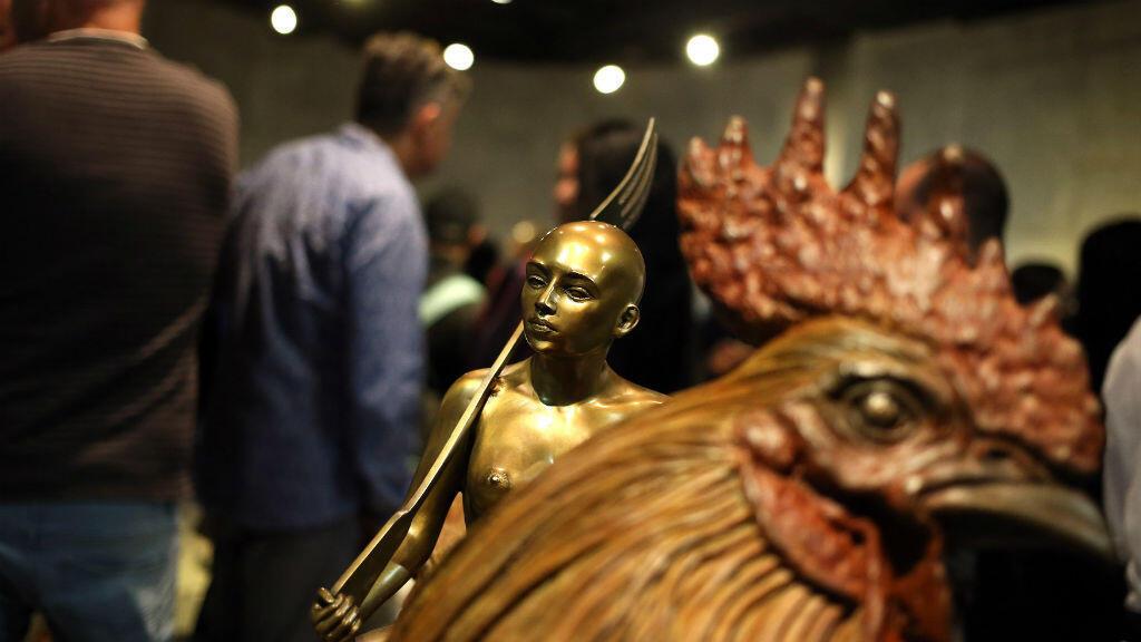 Una muestra en Cuba que reúne obras pertenecientes a la colección del empresario español aficionado Luciano Méndez.