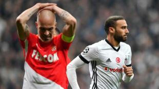 L'AS Monaco n'a pas réussi à aller chercher la victoire à Istanbul, face au Besiktas.
