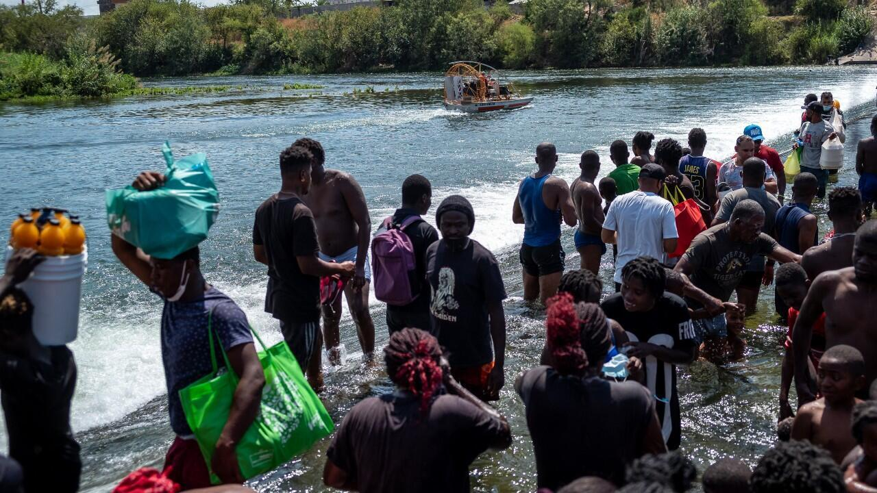 HAITI MIGRANTES 1