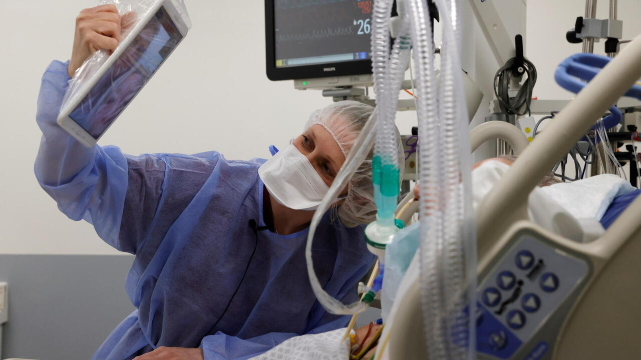 In France, number of Covid-19 patients in intensive care remains close to 6,000