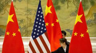 La Chine et les États-Unis doivent reprendre les négociations pour en finir avec leur conflit commercial jeudi 9 mai