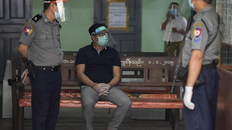 Canadian preacher arrested in Myanmar for breaking coronavirus ban ...