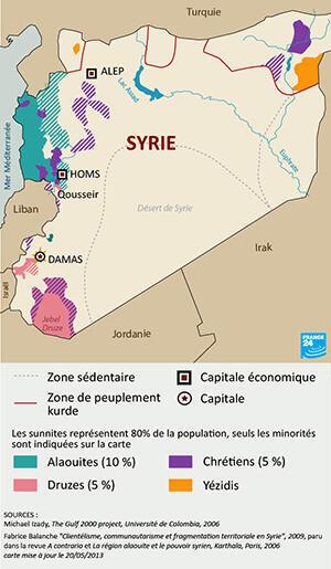 L'armée syrienne entre dans Qousseir, bastion des rebelles
