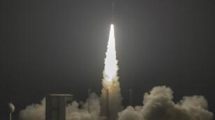المغرب يطلق قمرا صناعيا في 7 نوفمبر/تشرين الثاني 2017