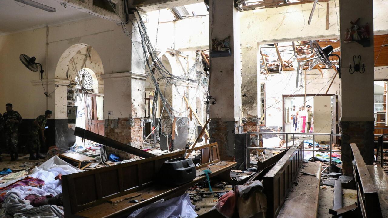 الولايات المتحدة توجه الاتهام إلى 3 سريلانكيين على خلفية اعتداءات عيد الفصح