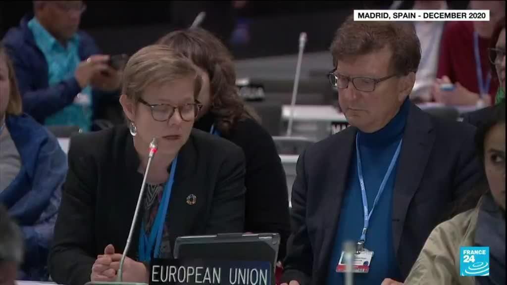2021-06-23 11:13 Hunger, drought, disease: UN climate report reveals dire health threats