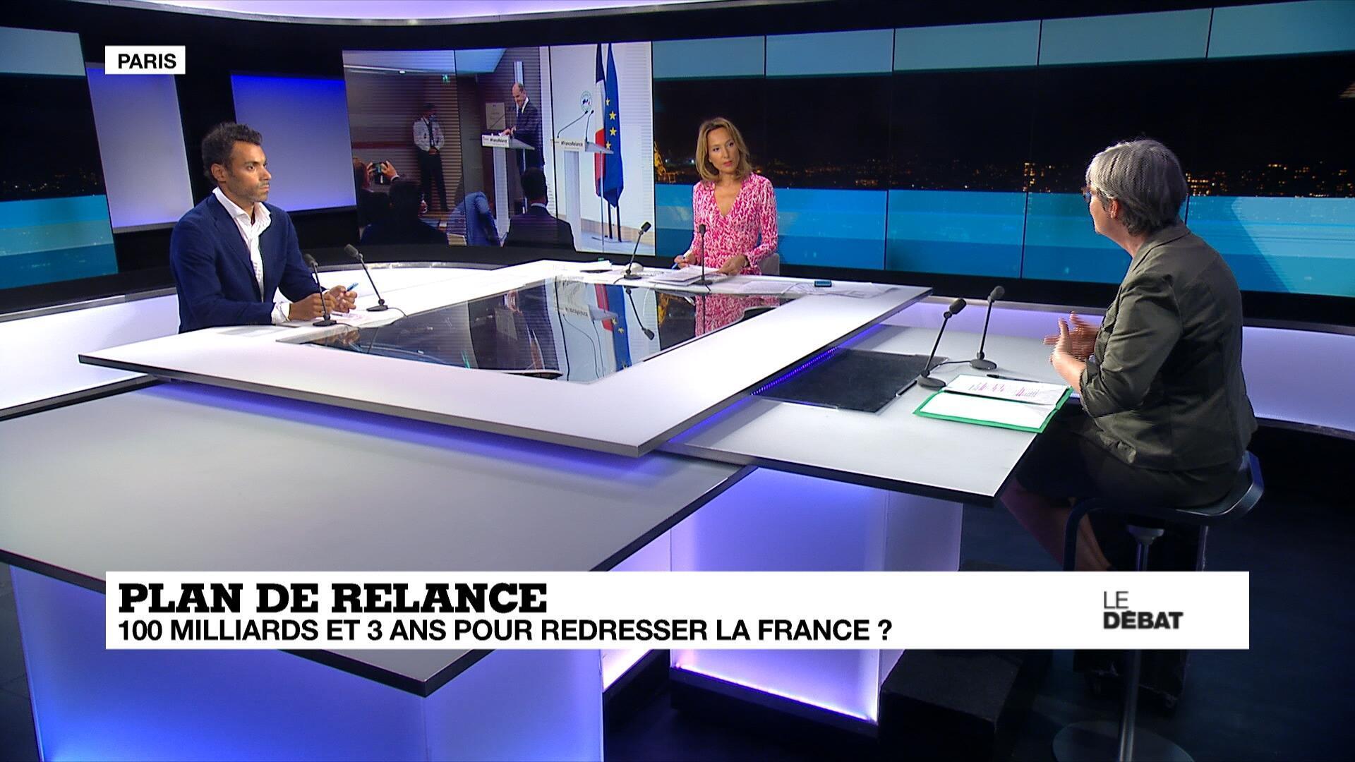 Le Débat de France 24 - jeudi 3 septembre 2020