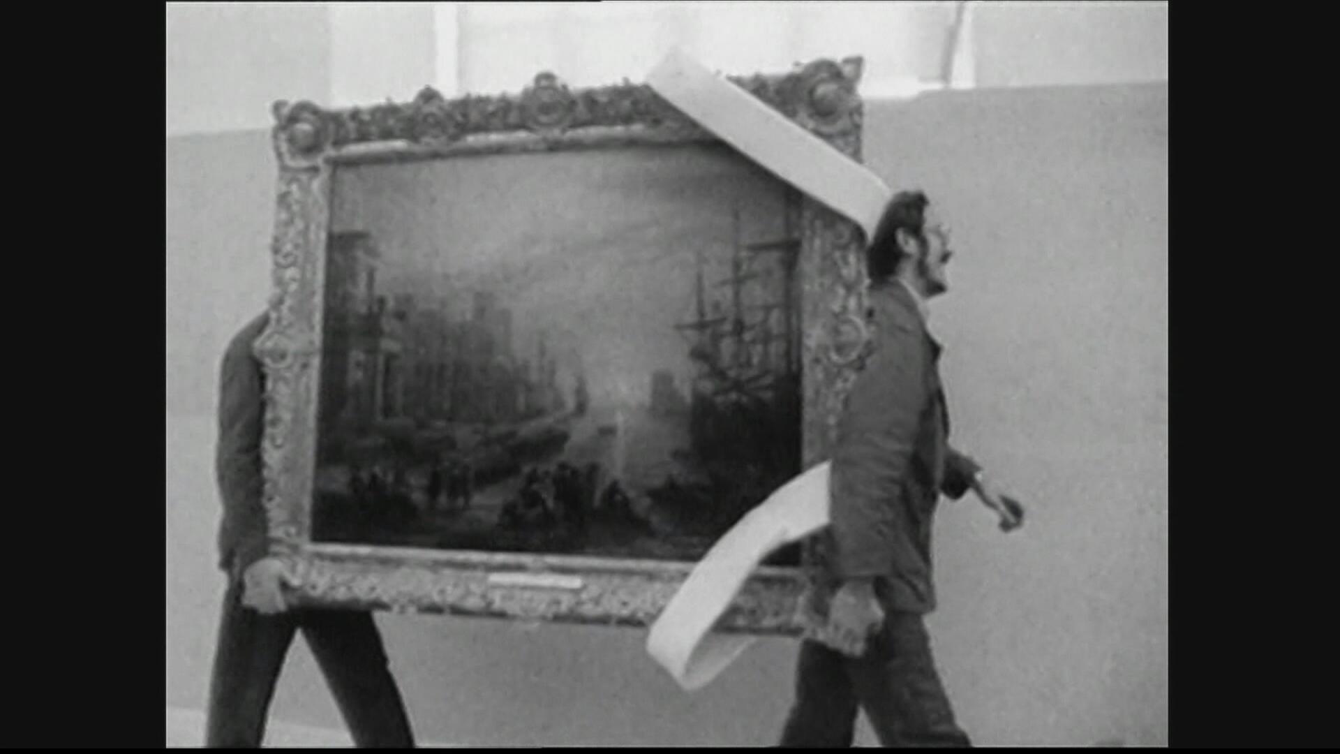 A LAFFICHE ART WW2