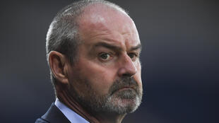 Steve Clarke's hopes of leading Scotland to Euro 2020 have been put on hold