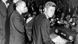 Archivo John F. Kennedy - 1960