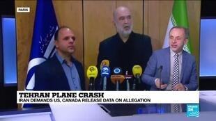 2020-01-10 14:03 What grounds are there to hold Iran responsible for Tehran plane crash?