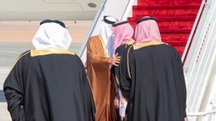 hug-saudi-qatar