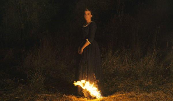 "Adèle Haenel stars in Céline Sciamma's ""Portrait of a Lady on Fire""."