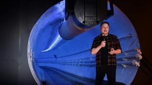 Elon Musk says his Boring Company could solve Sydney's traffic woes by building a tunnel through the Blue Mountains
