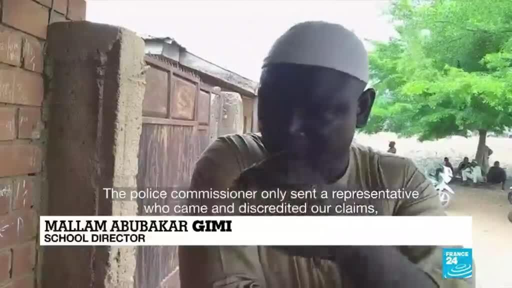 2021-06-02 08:09 Families appeal for aid freeing kidnapped Nigerian schoolkids
