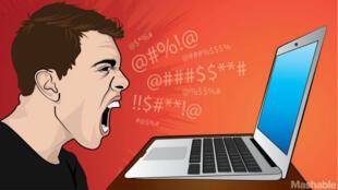C'est lorsqu'ils sont fatigués que les internautes sont les plus susceptibles de déverser des propos haineux en ligne.