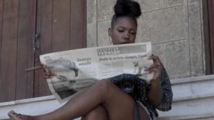 صورة مقتطعة من الفيديو