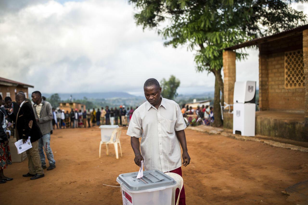 Les électeurs du Malawi votent mardi 21 mai pour renouveler leur président, mais aussi leurs députés et conseillers municipaux.