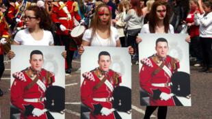 Le meurtre du soldat Lee Rigby en 2013 avait suscité un vif émoi au Royaume-Uni
