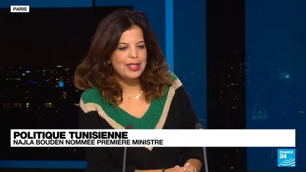 2021-09-29 22:08 Tunisie : la nomination de Najla Bouden est un geste symbolique