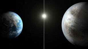 Kepler 90i, toujours plus près de la lumière.