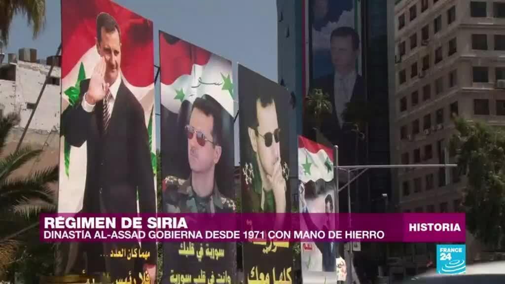 regimen de siria
