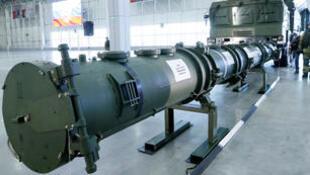 الصاروخ الروسي الذي قالت واشنطن إنه رمز اختراق موسكو لمعاهدة الأسلحة النووية.