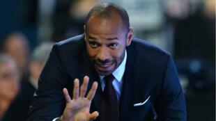 Thierry Henry, 39 ans, avait mis fin à sa carrière de joueur en 2014.