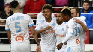 L'Olympique de Marseille affronte le RB Leipzig en quart de finale retour de la C3.