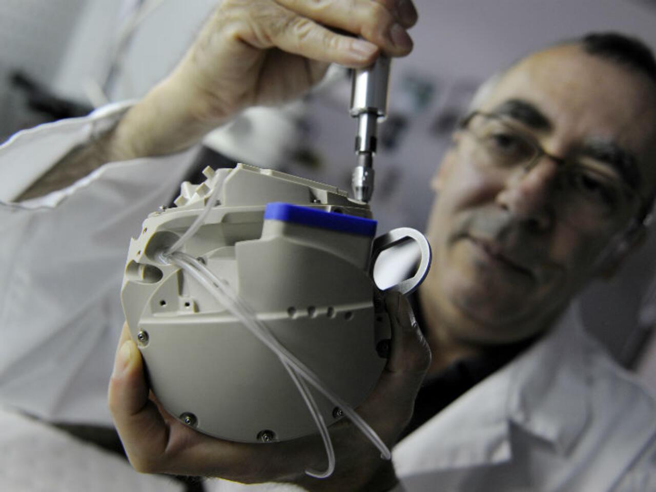 Artificial Heart Carmat
