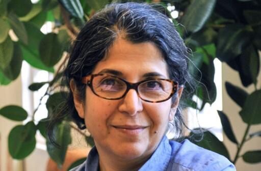 Fariba Adelkhah, directrice de recherche au Centre de recherches internationales (CERI) de Sciences Po Paris, est détenue depuis le mois de juin par le pouvoir iranien.
