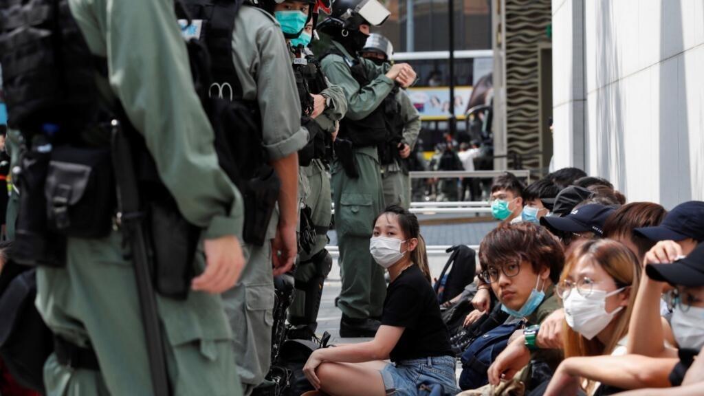 Hong Kong : Washington demande une réunion du Conseil de sécurité de l'ONU, Pékin refuse