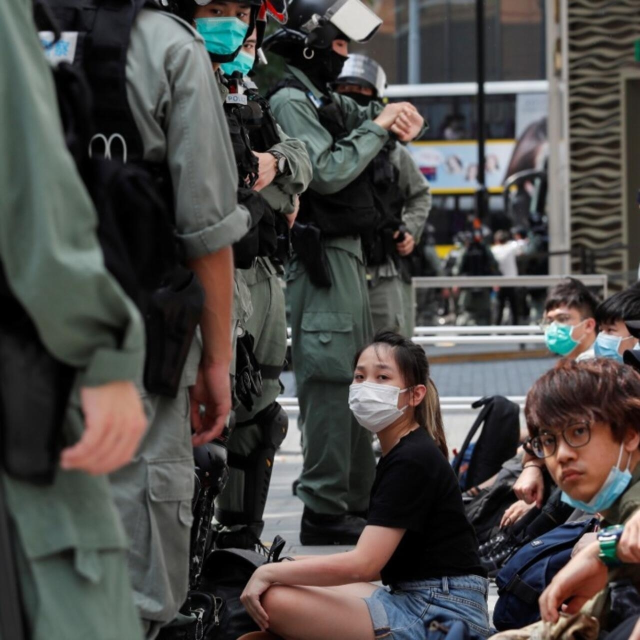 China refuses UN Security Council meeting on new Hong Kong security laws