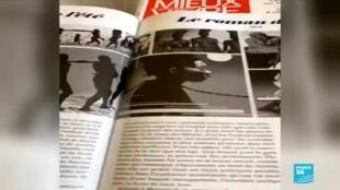 2020-08-30 08:11 France : une députée parisienne dépeinte en esclave dans un magazine, vague de condamnations