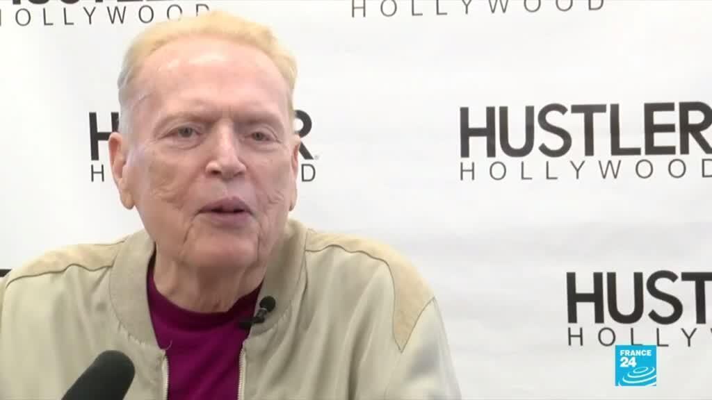 2021-02-11 18:22 Etats-Unis : Décès de Larry Flynt, magnat de l'industrie pornographique