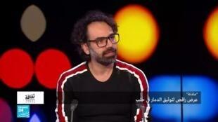 2020-01-13 17:14 ثقافة / عمر راجح.. عرض راقص لتوثيق الدمار في حلب